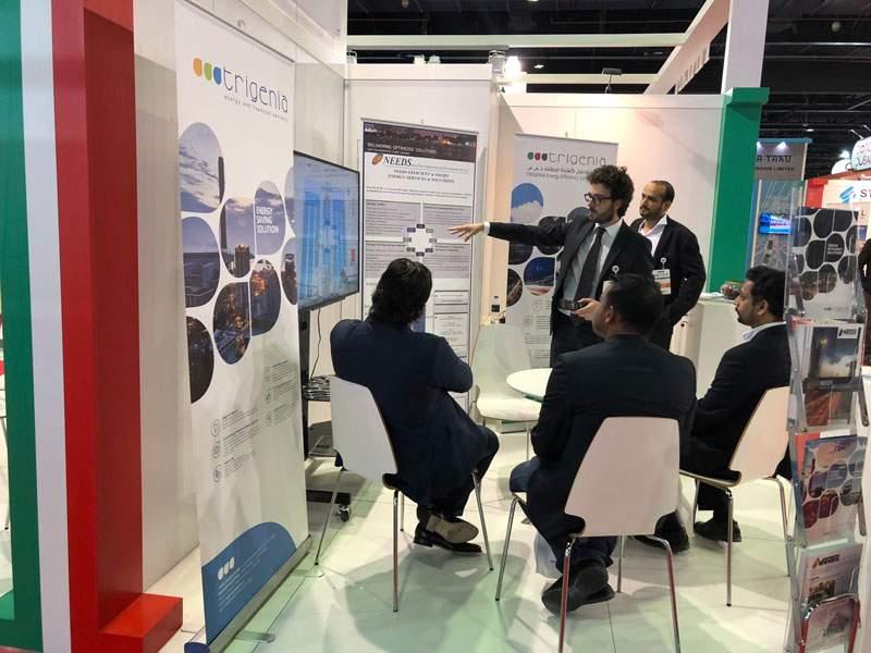 WETEX 2018, October 23 – 25, 2018, Dubai, UAE – NEEDS